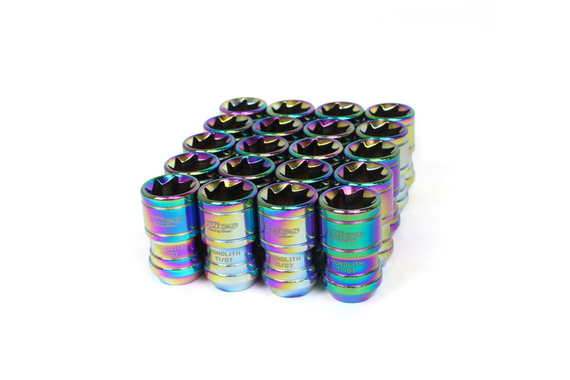 Want Different? KICS Monolith Lug Nuts