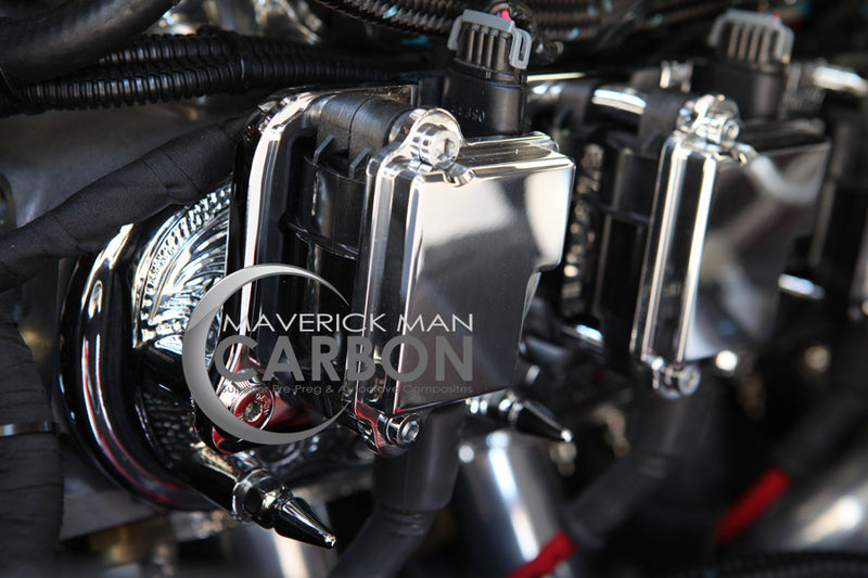 Coil Ignition Billet Aluminum Covers for the LS3, LS7, L76., L99 and LS2* Ignition Coils
