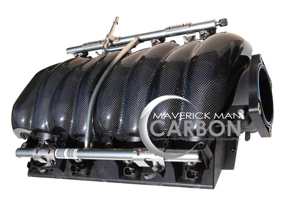 LS3 Carbon Fiber Manifold / Plenum Cover – Maverick Man Carbon