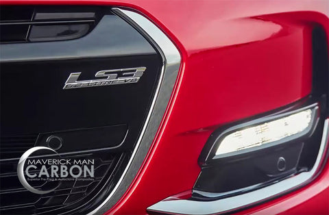 Genuine Holden LS3 Front Fascia Badging for the Chevy SS 2016