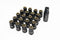 Pontiac GTO HR38 Lug Nuts in Black