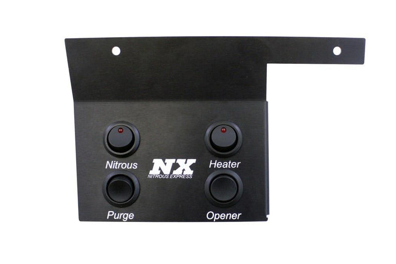 Nitrous Express Pontiac G8 Switch Pannel