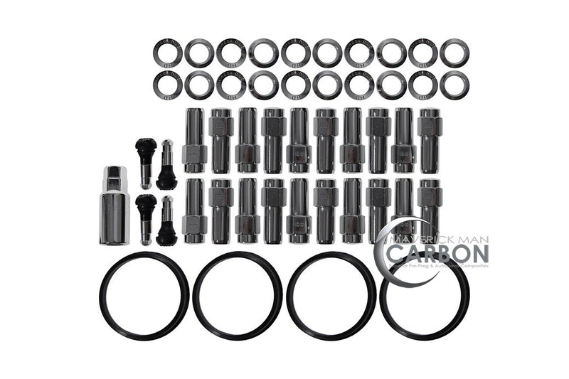 Pontiac G8 Race Star Lug Nut Kit