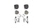 Pontiac G8 Baja Designs Fog Light Kit