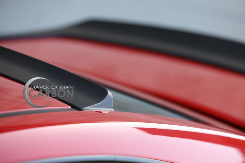 Chevy SS Sedan Roof Spoiler