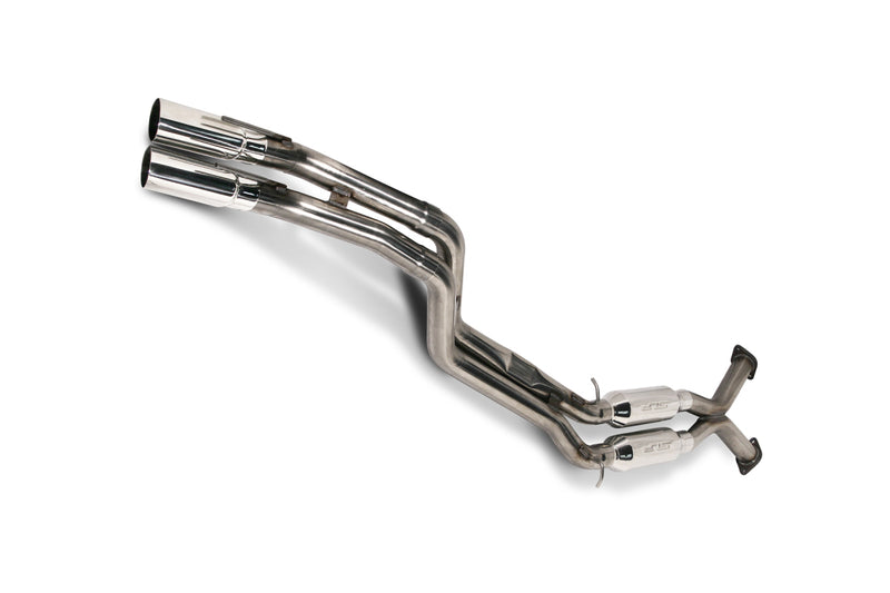 Pontiac GTO (2004) SLP LoudMouth Exhaust System - Powerflo-X Crossover Pipe - FREE SHIPPING