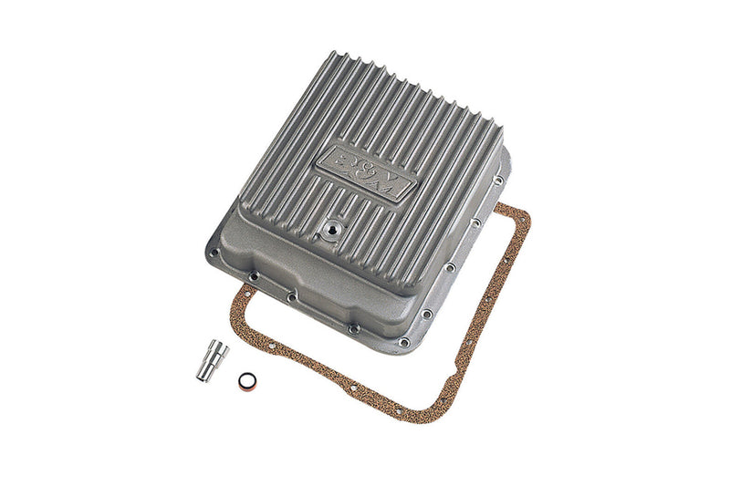 B&M Aluminum Deep Transmission Pan for the Pontiac GTO