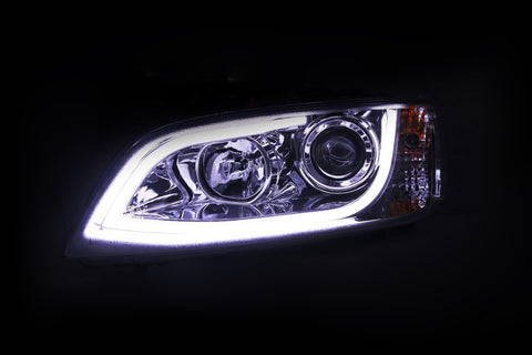Pontiac G8 Projector Headlights with LED DRL