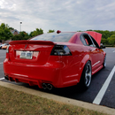 BLEMISHED Pontiac G8 Carbon Fiber or FRP Spoilers VERY LIMITED QUANTITIES!