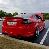 BLEMISHED Pontiac G8 Carbon Fiber or Fiberglass Spoilers VERY LIMITED QUANTITIES!