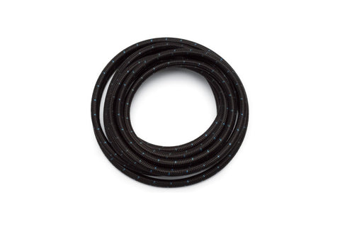 Russell Performance -6 AN ProClassic Black Hose (Pre-Packaged Roll) Ideal for Catch Cans