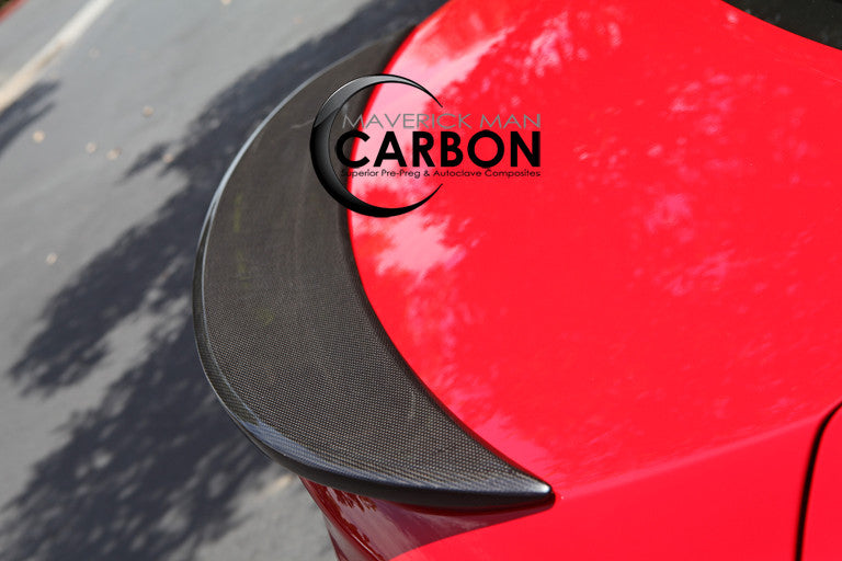 BLEMISHED and LIMITED Chevy SS Carbon Fiber Spoiler - VERY LIMITED QUANTITIES