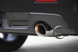 Trailblazer SS Carbon Fiber Lower Rear Exhaust Valance - DEPOSIT ONLY