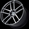 Chevy SS Sedan Yokohama AVS MODEL Mold-Form Forged F50 Wheels