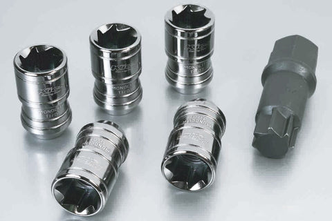 Want Different? Monolith Lug Nuts