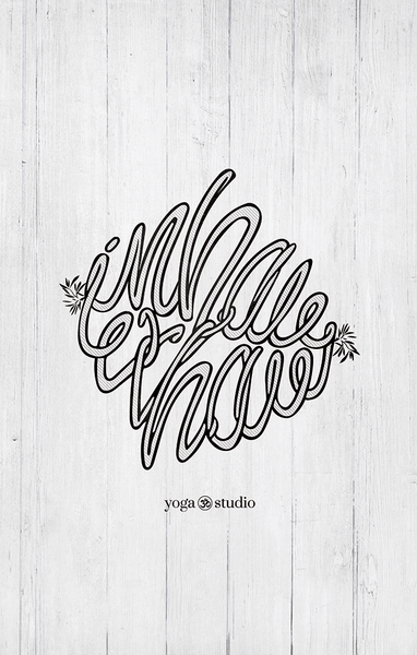 In - Exhale - Yoga Studio Edition