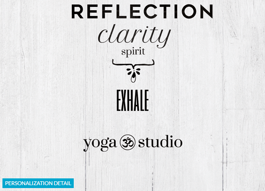 Inhale Exhale - Yoga Studio Edition