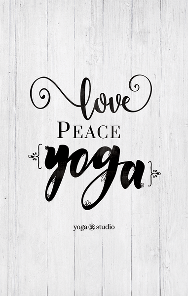 Love Peace Yoga - Yoga Studio Edition