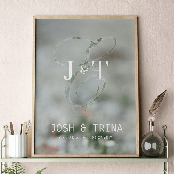 Meadow Personalized Print