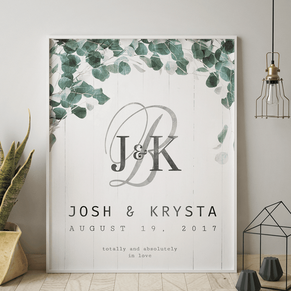 Totally & Absolutely Personalized Print