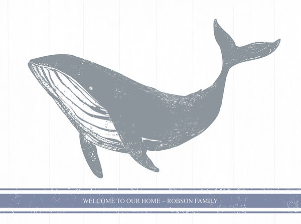 Preview of the Whale print