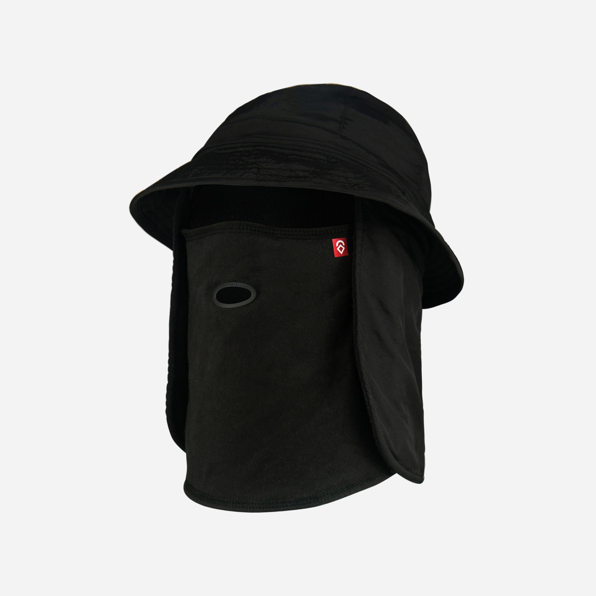 Bucket Tech Hat Polar Black