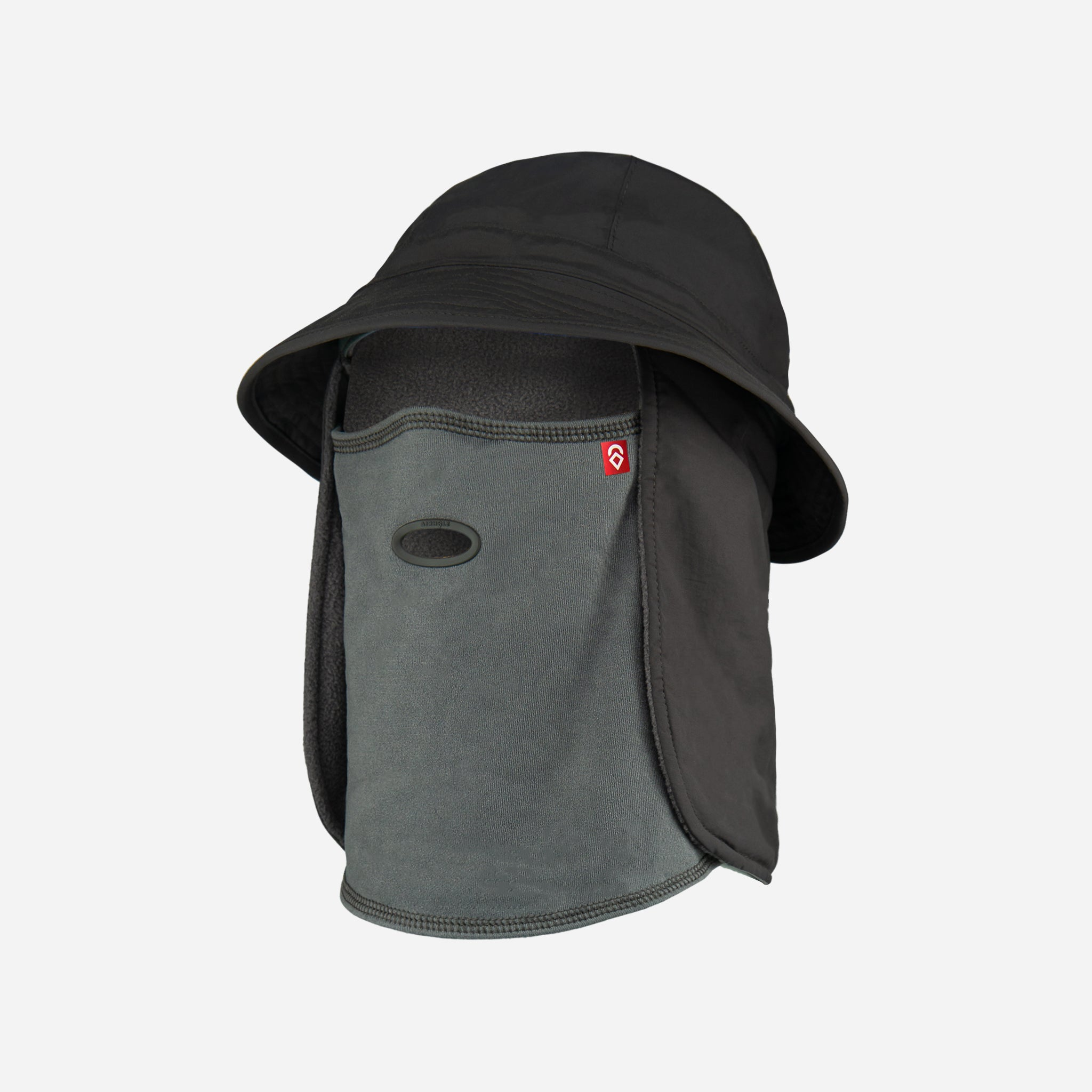 Bucket Tech Hat Polar Charcoal
