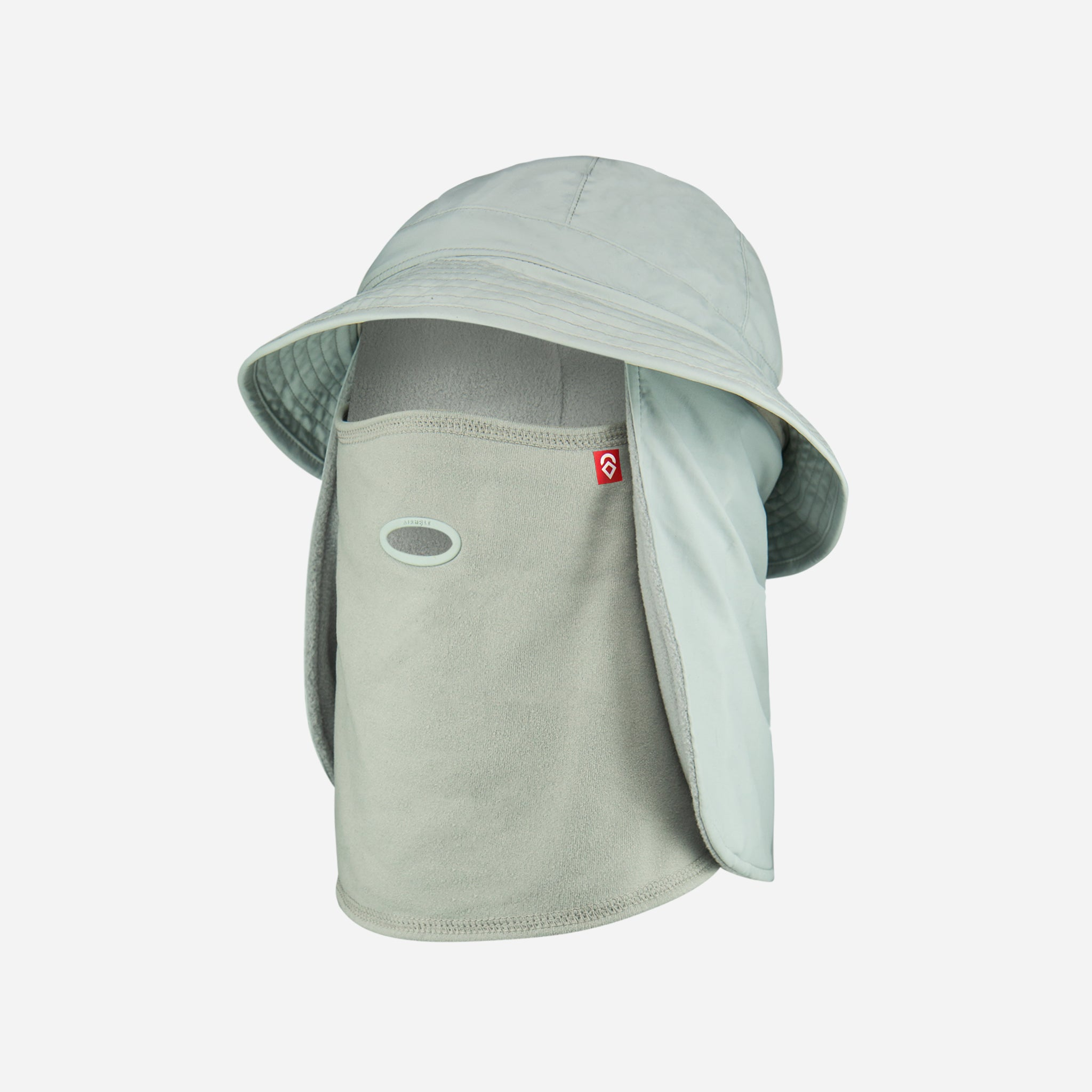 Bucket Tech Hat Polar Grey