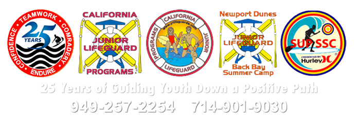 2017 Proud Sponsor of CA Jr. Lifeguard Program