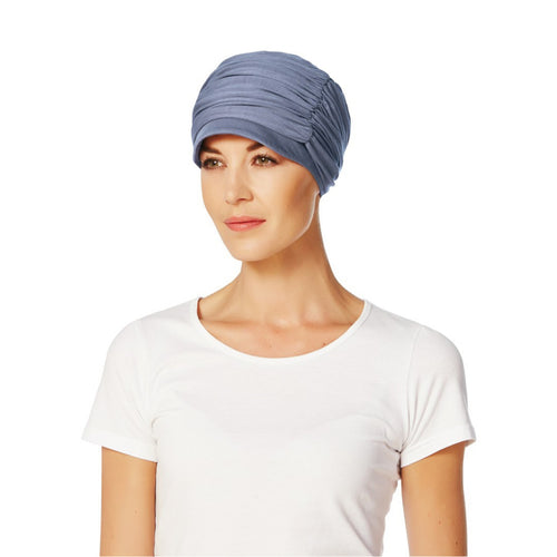 Prana, turbante con borde plegable para lograr variedad de looks