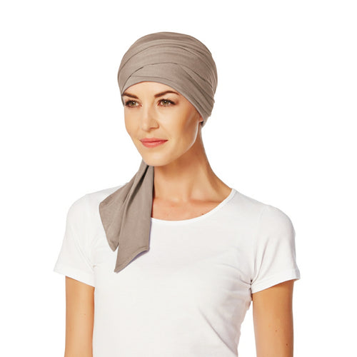 Mantra, turbante largo, varios colores