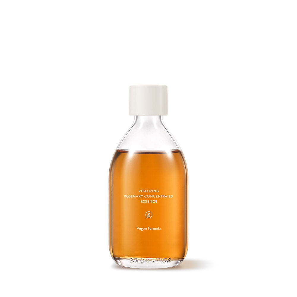 Vitalizing Rosemary Concentrated Essence, esencia concentrada de romero
