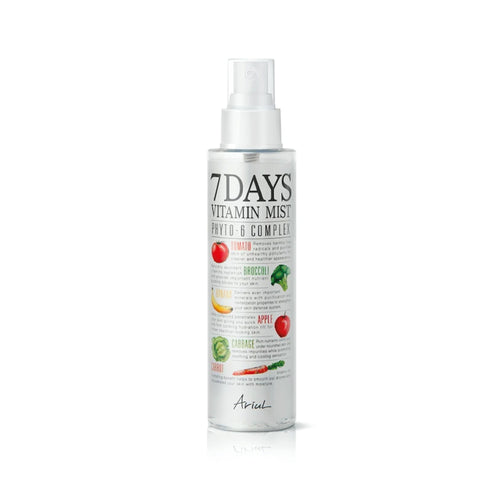 7Days Vitamin Mist, spray facial hidratante con vitaminas