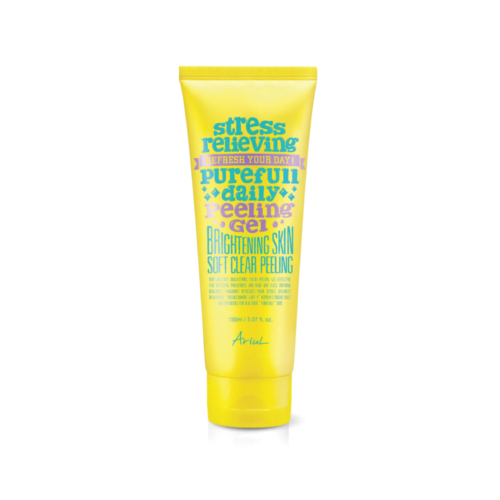 Stress Relieving Purefull Daily Peeling Gel, gel exfoliante revitalizante