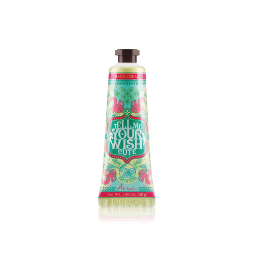Tell Me Your Wish Hand Cream Cute, crema para el cuidado de manos y uñas