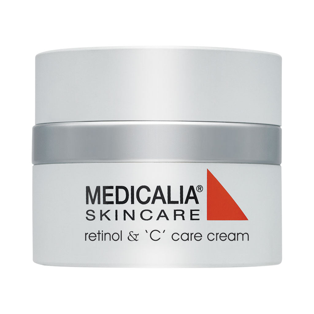 Retinol and C Care Cream, crema antiedad con retinol y vitamina C. 50 ml