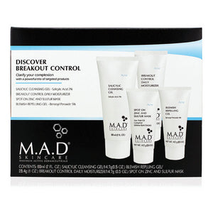 Discover Breakout Control. Incluye 4 productos