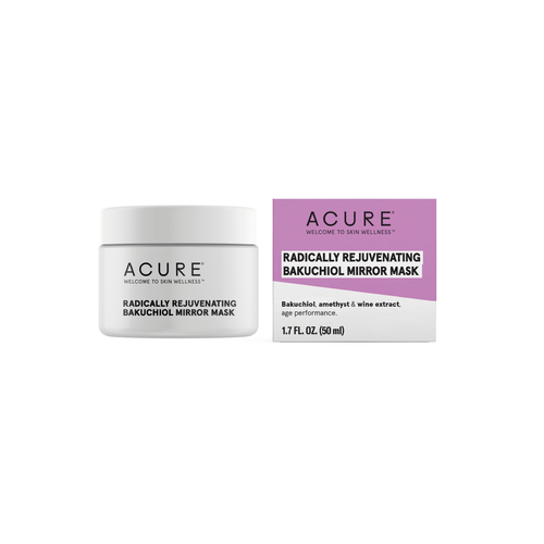 Radically Rejuvenating Bakuchiol Mirror Mask, mascarilla antienvejecimiento