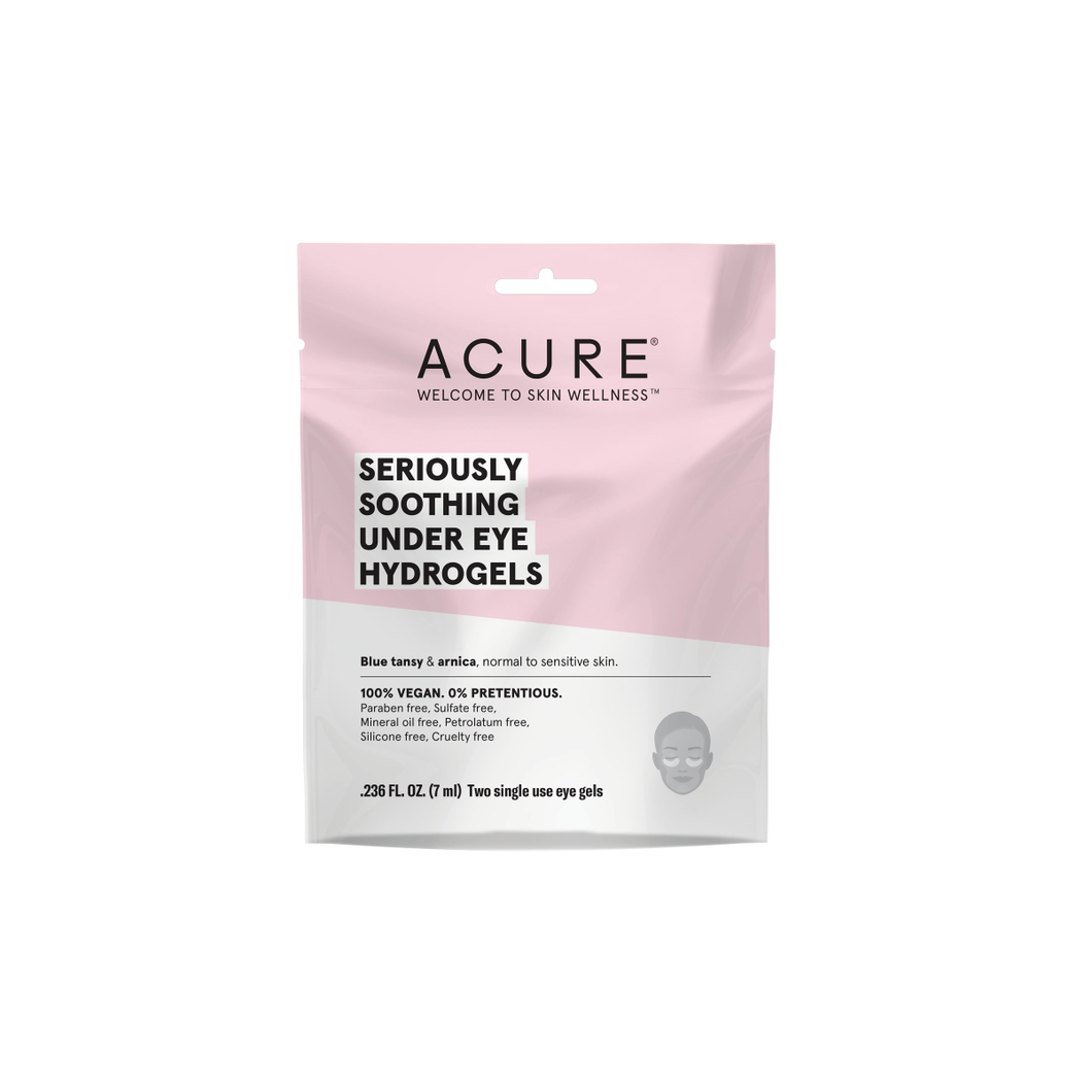 Seriously Soothing Under Eye Hydrogels, para ojeras y bolsas de los ojos