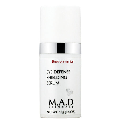 Eye Defense Shielding Serum, tratamiento protector para contorno de ojos.