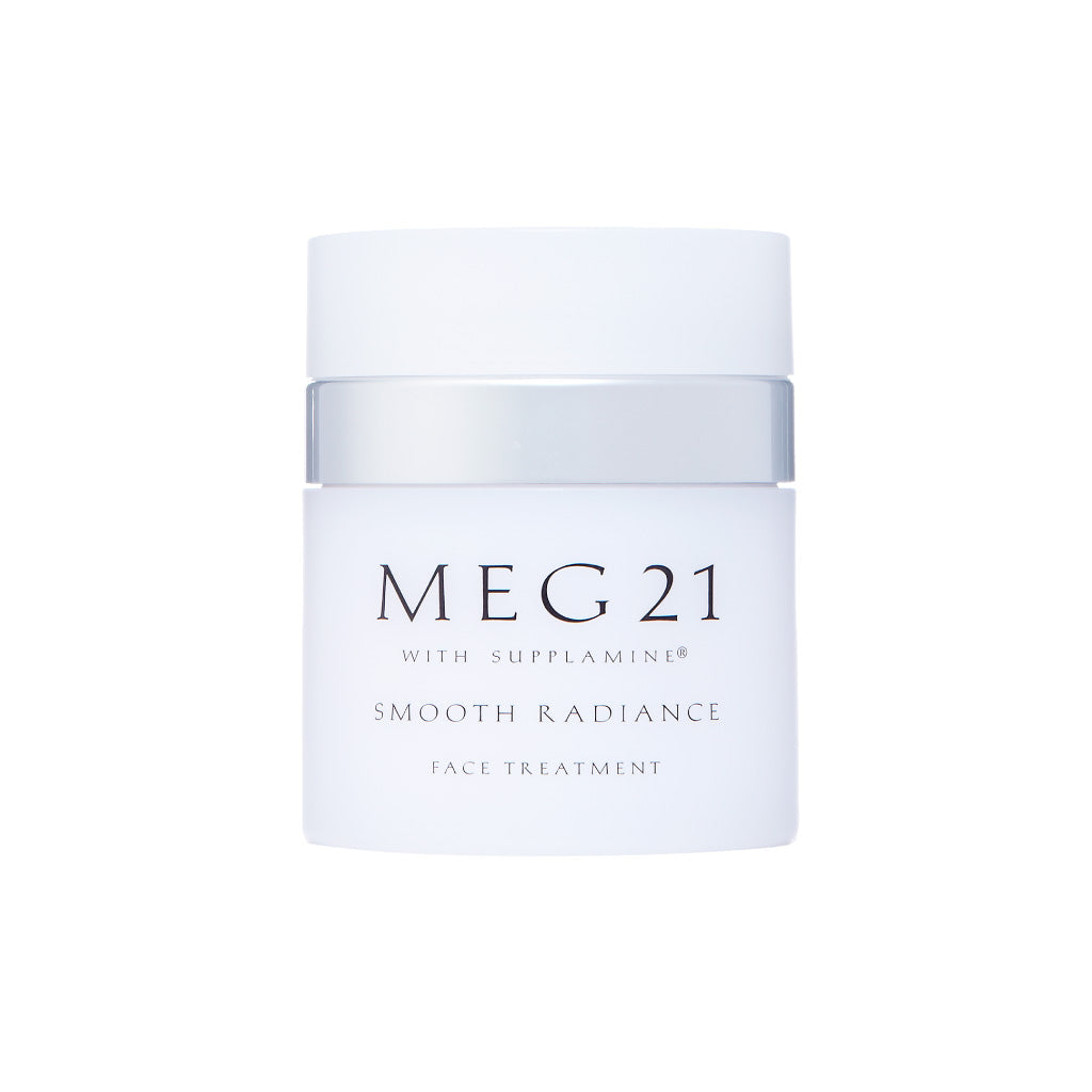 MEG 21. Face Treatment, Crema facial hidratante antienvejecimiento con Supplamine. 50 gr