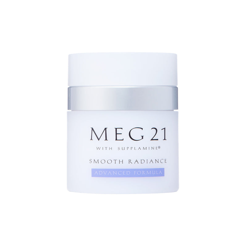 MEG 21. Advanced Formula, crema humectante antiarrugas y antienvejecimiento con Supplamine. 50 gr