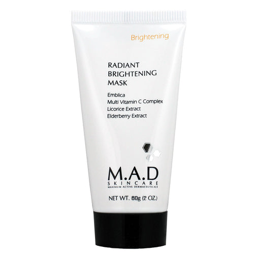 Radiant Brightening Mask, mascarilla facial nocturna.