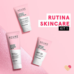 Seriously Soothing Set - Rutina básica skincare