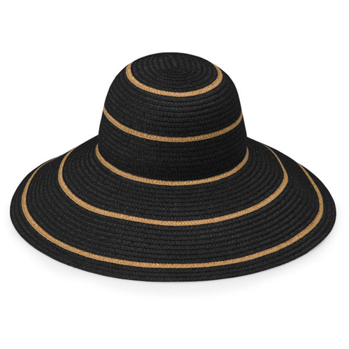 Sombrero Savannah, color negro