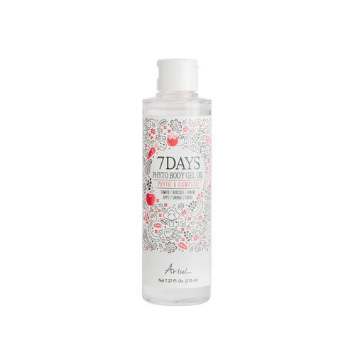 7 Days Phyto Body Gel Oil, aceite en gel para piel seca