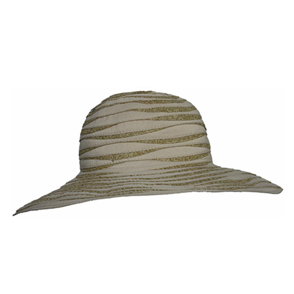 Sol Protector. Sombrero City, color beige