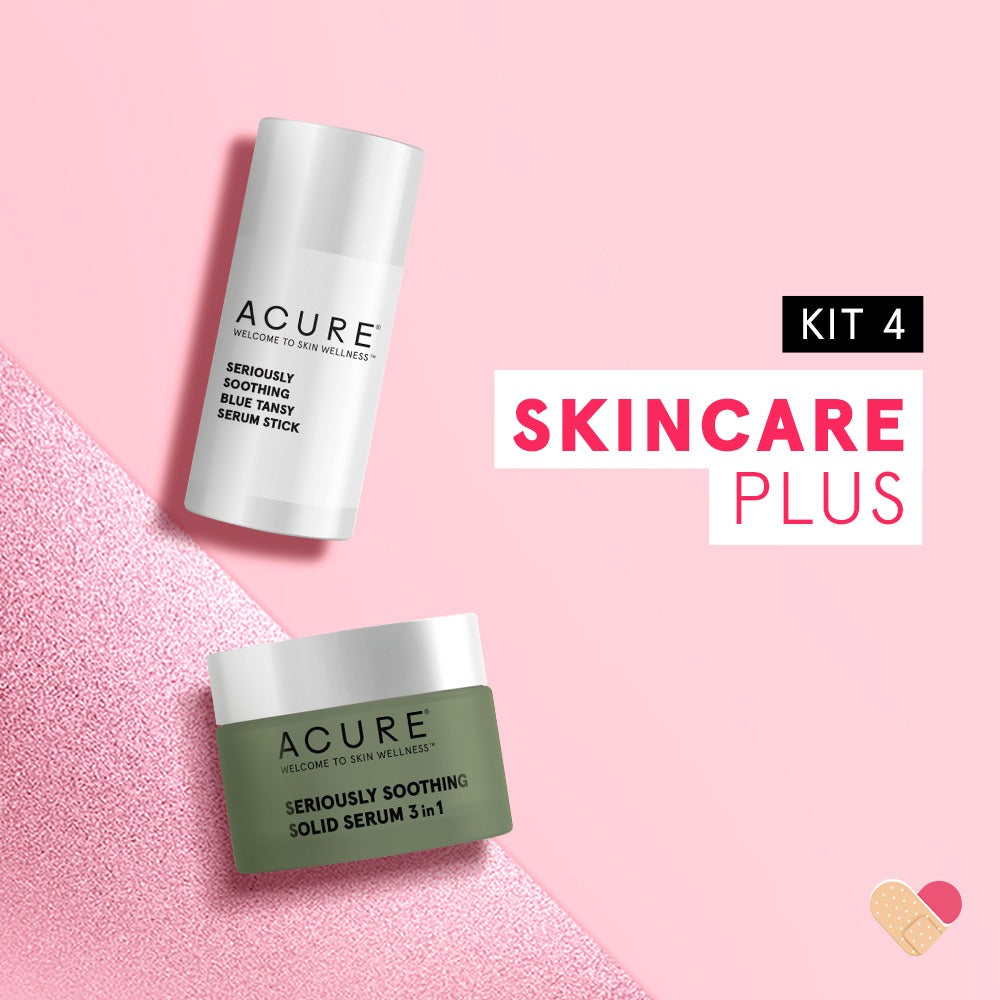 Seriously Soothing Set - Skincare Plus