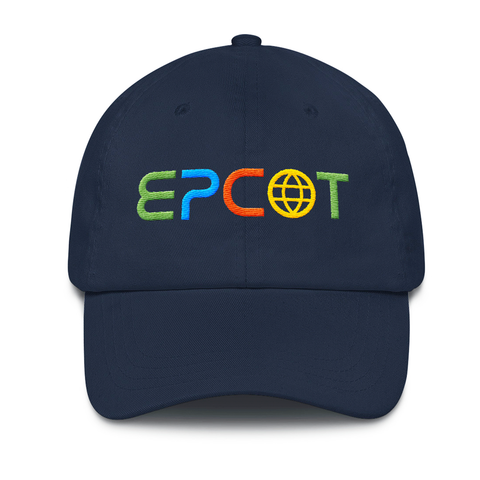 E?COT - Navy Dad Hat *PREORDER*