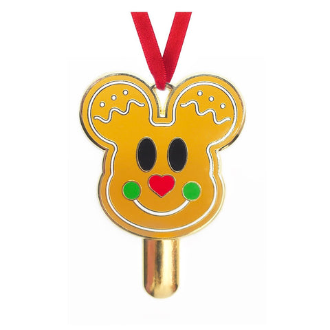 Gingerbread Pop - Ornament